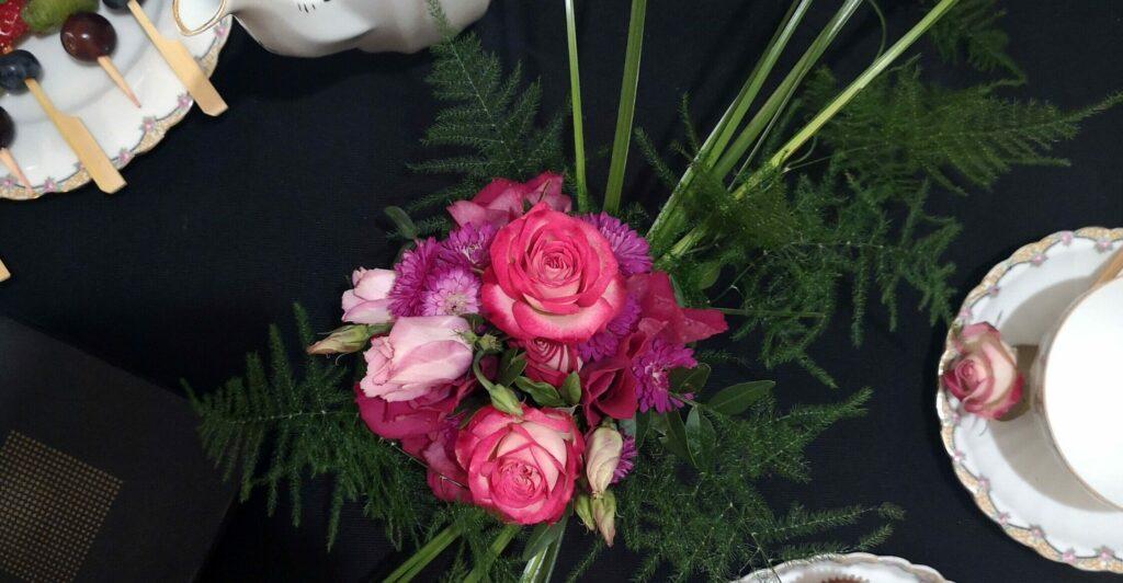 décoration florale pour événement